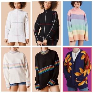ISO These Sweaters!